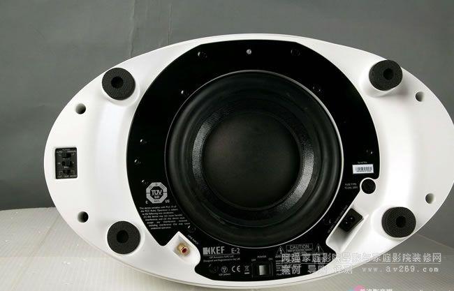 E305套装音箱E2超低音炮