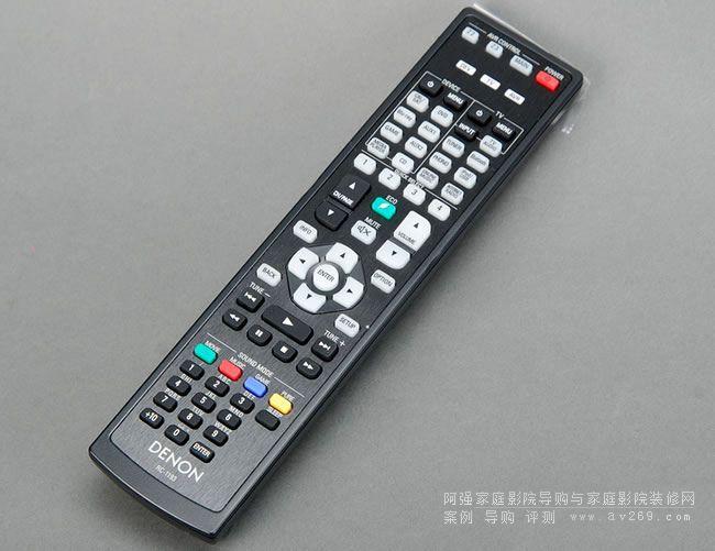 天龙AVR X5200W摇控器