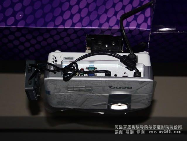 明基W1075投影机 无线接收模块
