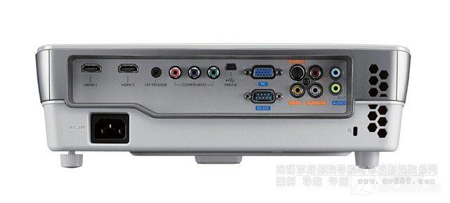 当奢华不再奢侈 明基W1075广州预售8999