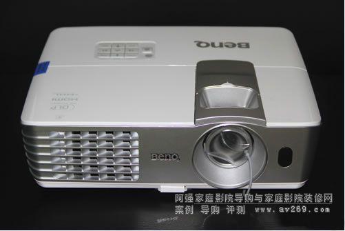 明基W1075开箱评测