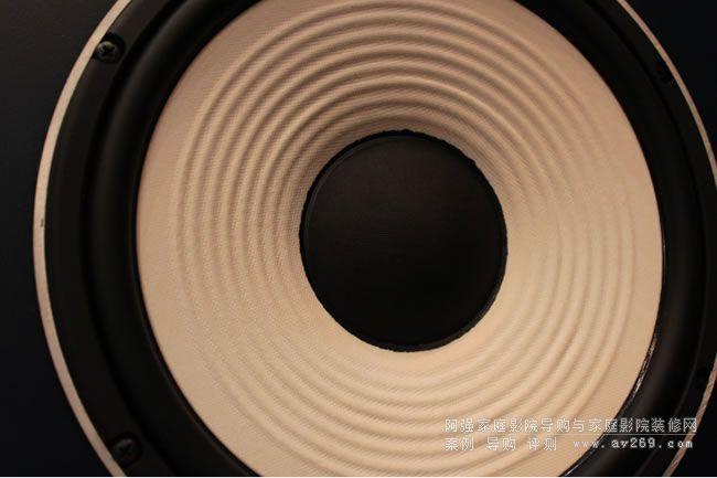 JBL4307监听音箱低音单元