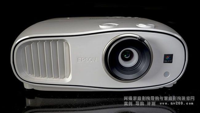 爱普生3D投影机TW6600