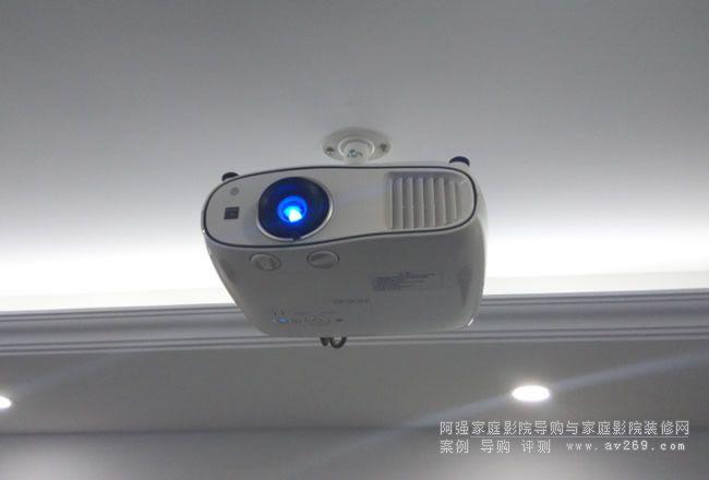 爱普生TW6600投影机案例
