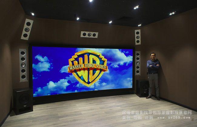科技为先 勇于尝试 AURO-3D全景声应用展厅落户天津