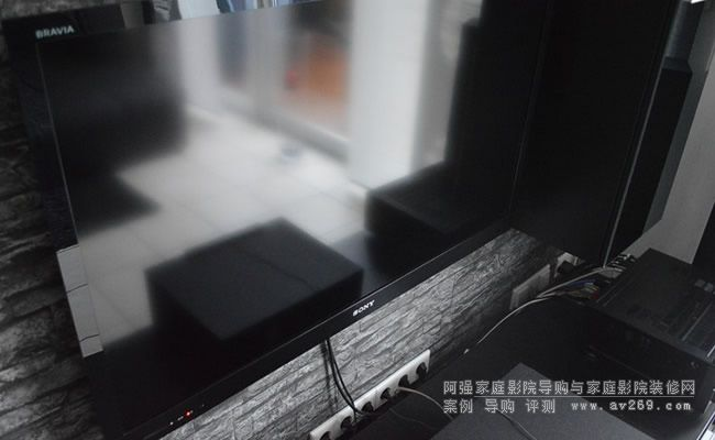 客厅电视机的摆放