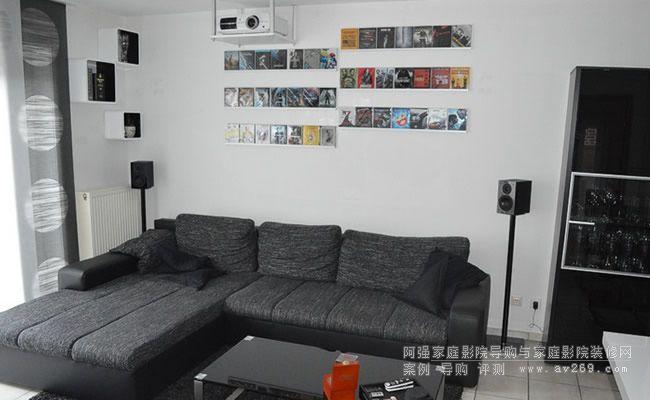 客厅影院之环绕音箱