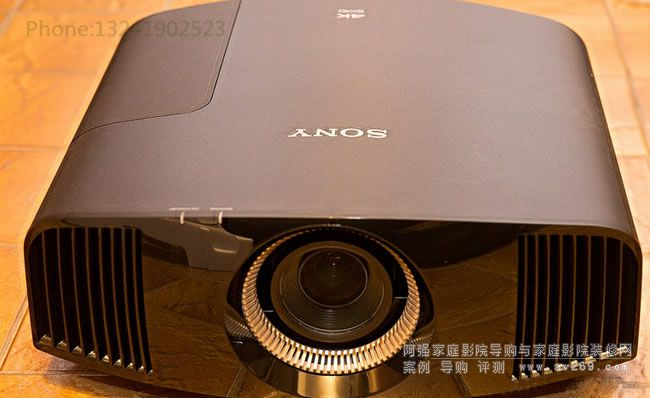 4K投影机 索尼VW500ES投影机