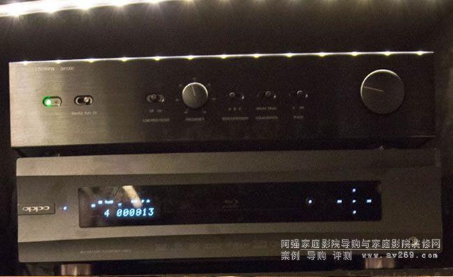 3D蓝光4K播放器OPPO BDP105D