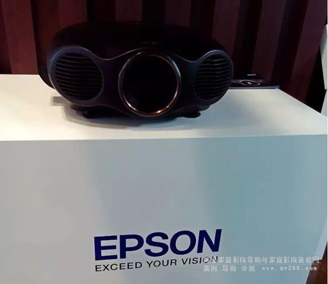 爱普生4K投影机LS10000