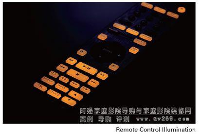先锋BDP-LX58摇控器