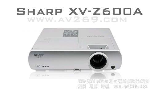 夏普XV-Z600A高清投影机