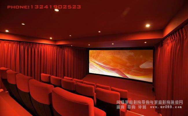 火红玫瑰影院给自己爱的女人一个独享私密空间