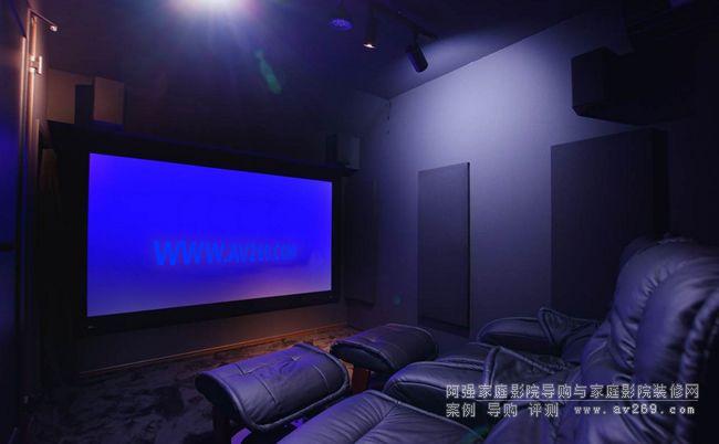 美国MK音箱打造的9.2多声道家庭影院系统