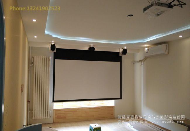 家庭卧室投影仪图片