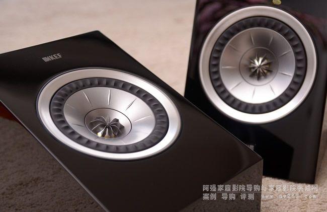 KEF R50反射式喇叭