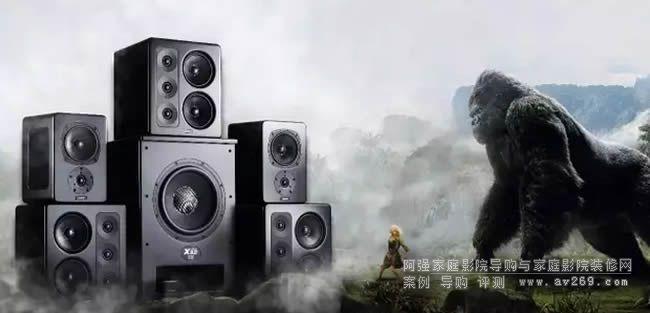 M&K Sound S300系列是全新一代的扬声器 大体型新价格