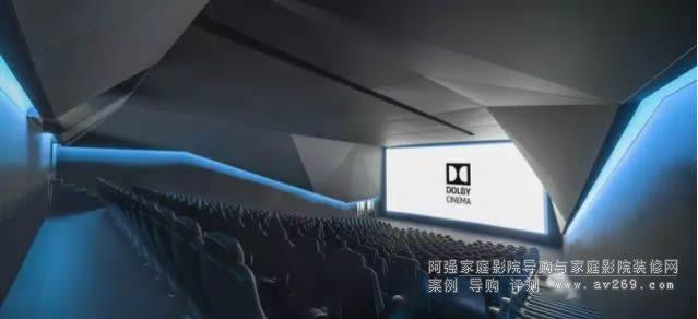 从视觉到听觉的进化-Dolby Cinema杜比影院之全新观影体验与技术分析