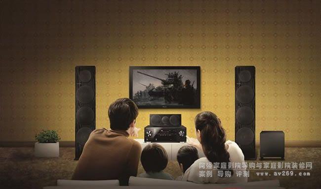 家庭影院系统中枢之AV放大器入门指南 功放知识
