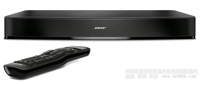 Bose音响推出电视专用底座式喇叭 Solo 15 Series II