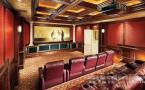 国外名人的私人影院欣赏 体育名星的豪华家庭影院系统
