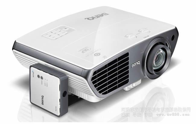 明基W3000高清3D投影机介绍