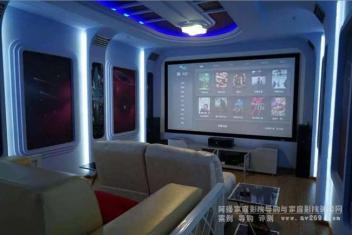 微影院及影吧空间设计要点之房间比例及对应的声学处理