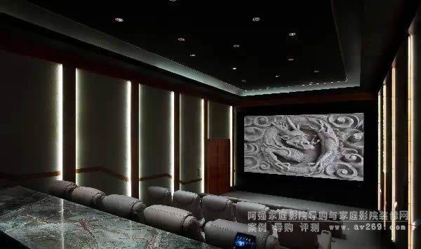 号外:来自北美专业的Auro 3D私人影院系列案例