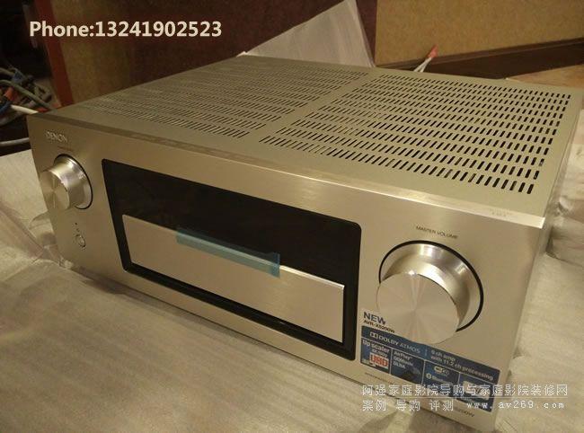 天龙X5200W开箱安装案例