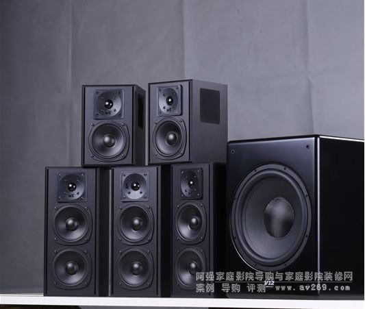 M&K Sound780系统为国内市场足料打造的匠心之作
