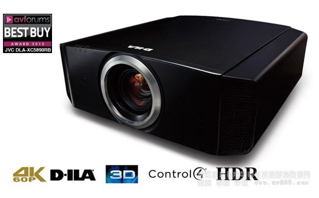 4K投影机JVC XC5890投影机介绍