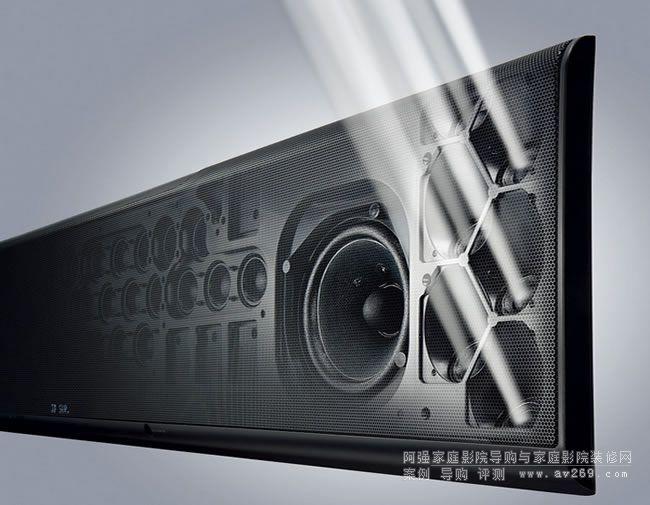 与时俱进 全球首款Soundbar雅马哈YSP5600支持Dolby Atmos DTS:X