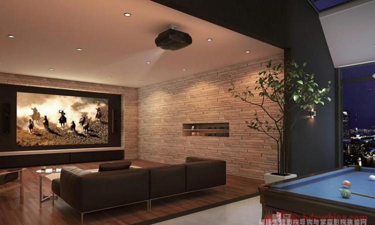 家庭影院4K系统组建 家庭影院视频系统入门攻略