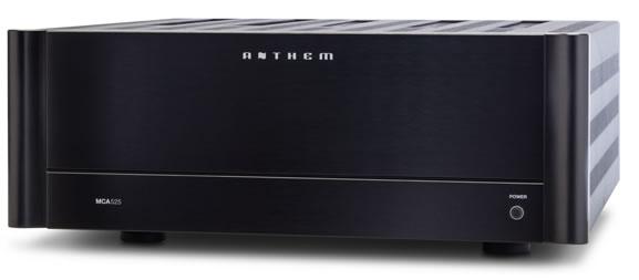 AnthemMCA多声道放大器 MCA525 MCA325和MCA225