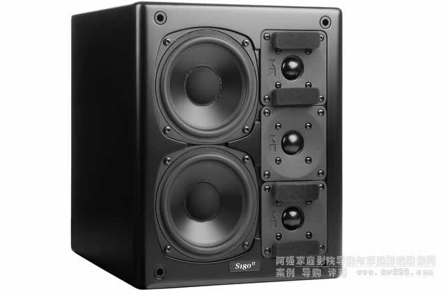 MK音箱S180II系列音箱之S180 Left音箱