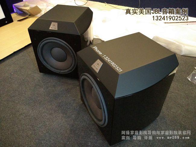 JBL Array1500低音炮