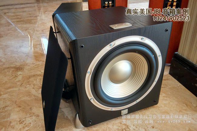 JBL L8400P超低音炮