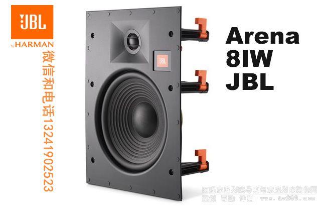 Arena 8IW JBL嵌入式音箱 JBL音箱8IW