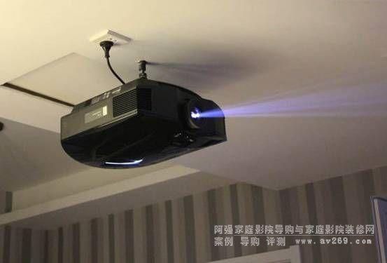 索尼HW48投影机
