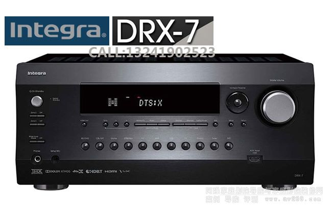 Integra DRX7 英桥功放9.2声道功放