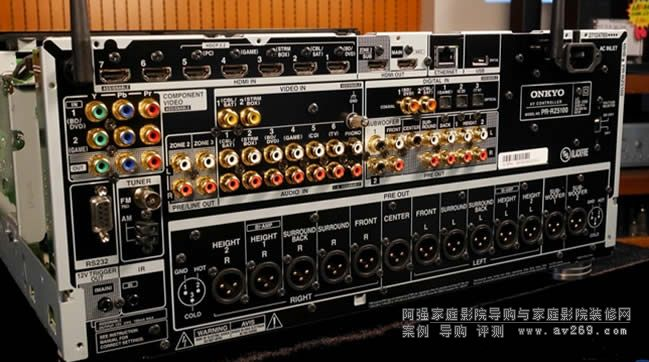 安桥PR-RZ5100