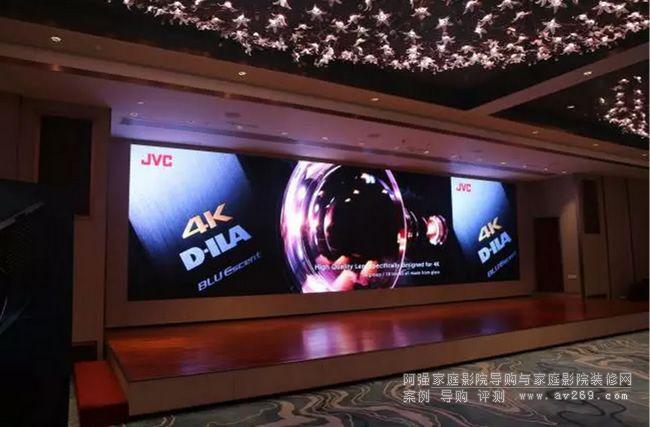 JVC Z1C发布会现场