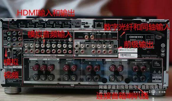 安桥rz3100多声道功放 目前高端主流av功放