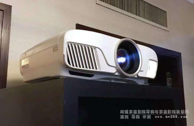 新品4K爱普生投影机TW8300越来越强大