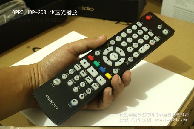OPPO UDP-203遥控器