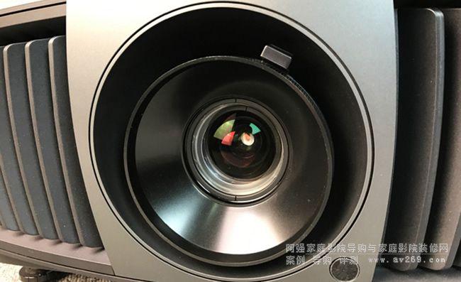 明基4K投影机镜头
