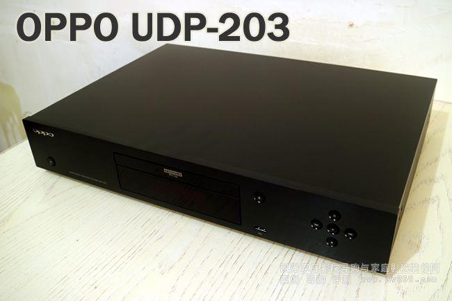 OPPO UDP203碟机外挂字幕操作方式