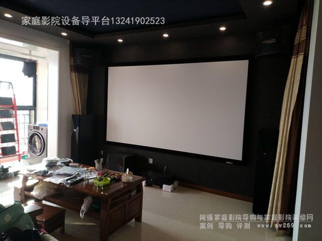客厅影院新境界 3D高清影院和专业OK两不误