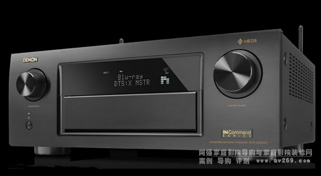 Denon AVR-X6300H 天龙功放X6300H