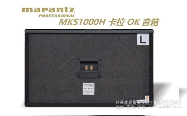 马兰士MKS1000H 卡拉OK音箱